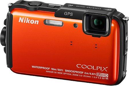 Nikon Coolpix AW110 [Foto: Nikon]