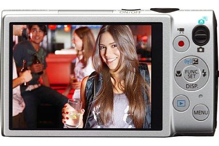 Canon Digital Ixus 255 HS [Foto: Canon]