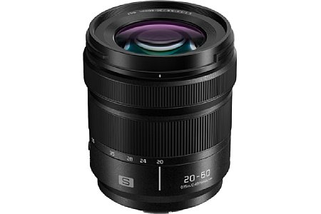 Panasonic Lumix S 20-60 mm F3.5-5.6 (S-R2060). [Foto: Panasonic]