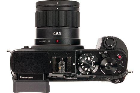 Bild Zwar zeigt das Panasonic Lumix G 42,5 mm 1.7 Asph. Power-OIS kaum optische Fehler, löst aber dafür nicht besonders hoch auf. Abgeblendet werden will es für seine beste Leistung obendrein. [Foto: MediaNord]
