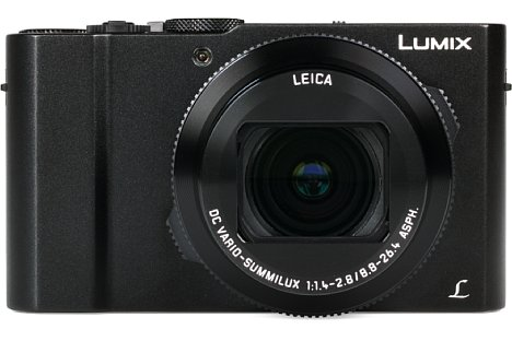 Bild Panasonic Lumix DMC-LX15. [Foto: MediaNord]