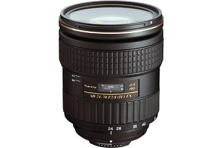Tokina AT-X 24-70 mm F2.8 PRO FX - Canon. [Foto: Tokina]