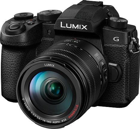 Bild Mit verbesserter Ergonomie sowie neuen Foto- und Videofunktionen will die neue Panasonic Lumix DC-G91 gegenüber dem Vorgängermodell G91 punkten. [Foto: Panasonic]
