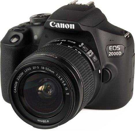 Bild Canon EOS 2000D. [Foto: MediaNord]