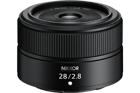 Bild Nikon Z 28 mm F2.8. [Foto: Nikon]