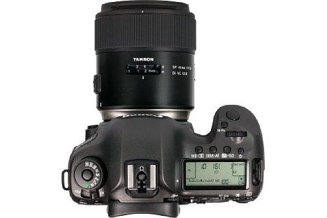 Bild Bei manchen Blenden zeigt dasTamron SP 45 mm F1.8 Di VC USD an der Canon EOS 5DS R für ein Normalobjektiv einen etwas hohen Randabfall der Auflösung. Überhaupt bewegt sich die Auflösung insgesamt nicht in den allerhöchsten Sphären. [Foto: MediaNord]