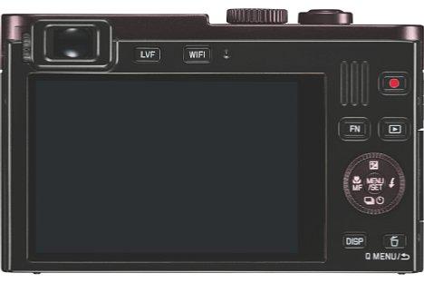 Bild Die Leica C (Typ 112) ist mit WLAN und NFC ausgestattet, die entsprechende App erlaubt die Bildübertragung auf Smartphones sowie die Fernsteuerung der Kamera. [Foto: Leica]