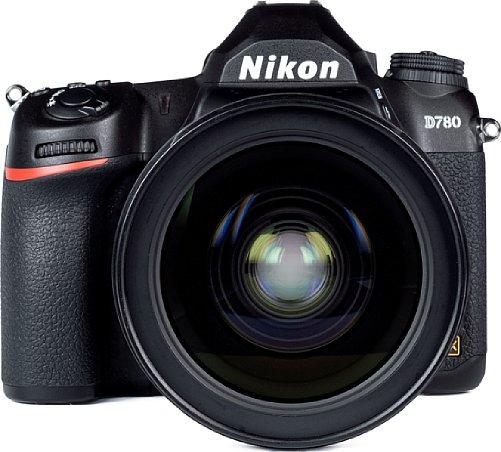 Bild Das aus Metall und Kunststoff bestehende Gehäuse der Nikon D780 ist gegen Staub und Spritzwasser abgedichtet. [Foto: MediaNord]