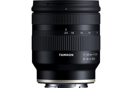 Tamron 11-20 mm F2.8 Di III-A RXD (B060). [Foto: Tamron]
