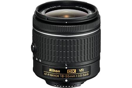 AF-P 18-55 mm 3.5-5.6G DX VR. [Foto: Nikon]