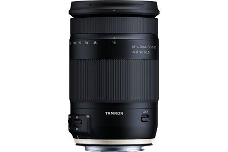 Tamron 18-400 mm - Nikonbajonett. [Foto: Tamron]