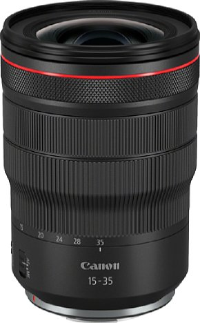 Bild Canon RF 15-35mm F2.8L IS USM. [Foto: Canon]