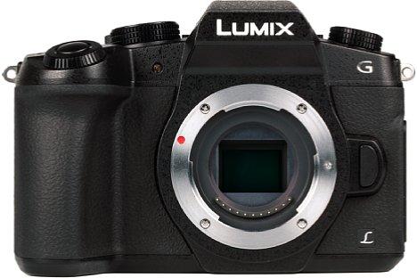Bild Erstmals in der G-Serie kommt bei der Panasonic Lumix DMC-G81 ein beweglich gelagerter Bildsensor zur Bildstabilisierung auf gleich fünf Achsen zum Einsatz. [Foto: MediaNord]