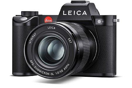 Leica SL2. [Foto: Leica]