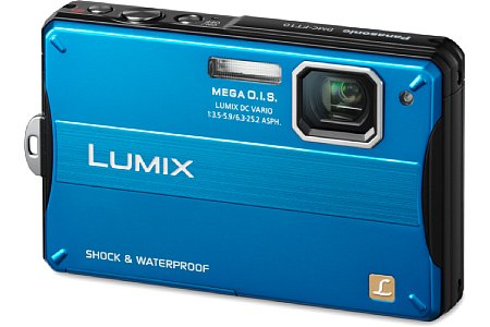 Panasonic Lumix DMC-FT10 [Foto: Panasonic]