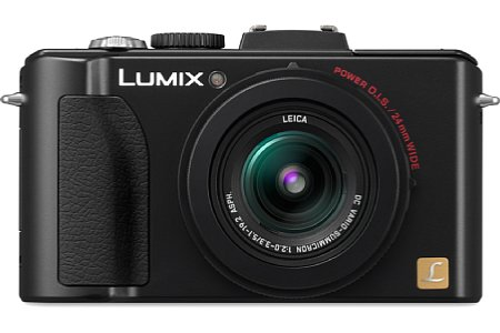 Panasonic Lumix DMC-LX5 [Foto: Panasonic]