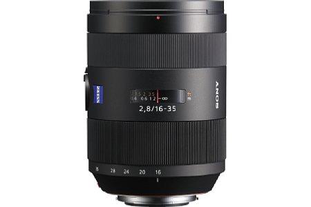 Sony 16-35 mm 2.8 ZA SSM T* Vario Sonnar Carl Zeiss (SAL-1635Z) [Foto: Carl Zeiss]