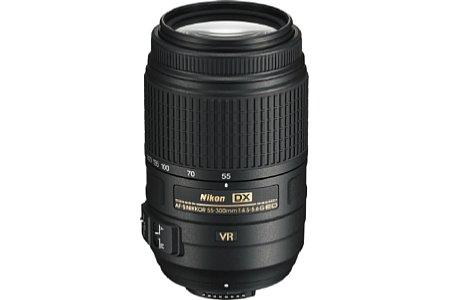 Nikon AF-S DX Nikkor 55-300 mm [Foto: Nikon]