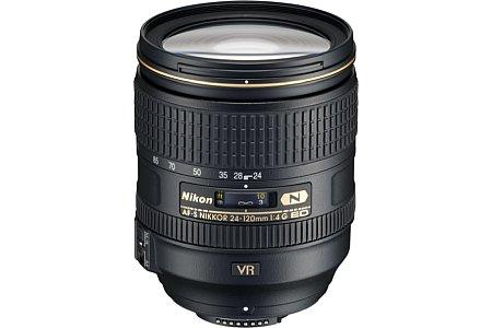 Nikon AF-S Nikkor 24-120mm. [Foto: Nikon]