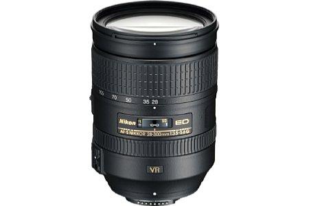 Nikon AF-S Nikkor 28-300 mm [Foto: Nikon]