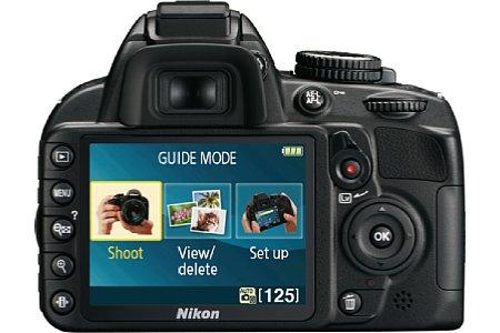 Nikon D3100 [Foto: Nikon]