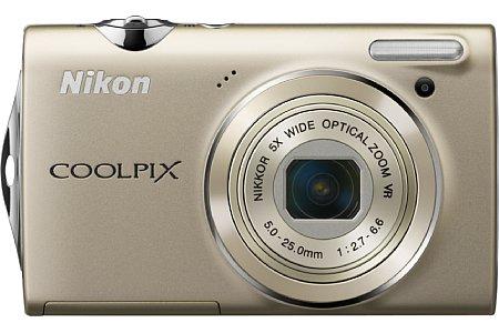 Nikon Coolpix S5100 [Foto: Nikon]