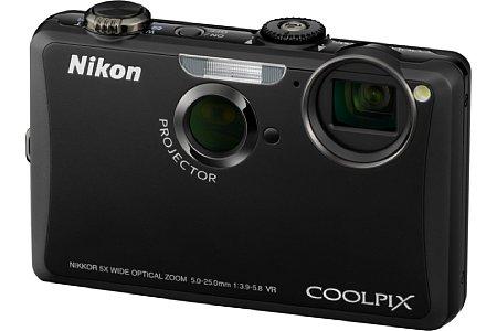 Nikon Coolpix S1100pj Projector [Foto: Nikon]