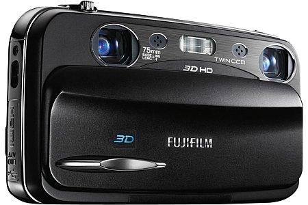Fujifilm FinePix 3D W3 [Foto: Fujifilm]