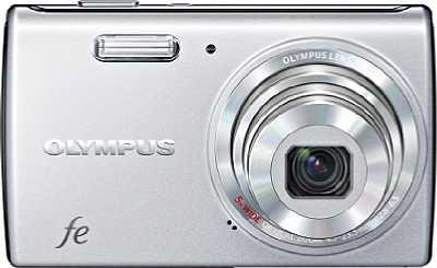 Olympus FE-5040 [Foto: Olympus]