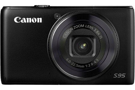 Canon PowerShot S95 [Foto: Canon]