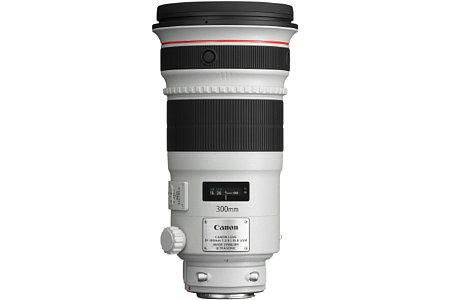 Canon EF 300 mm f2.8L IS II USM [Foto: Canon]