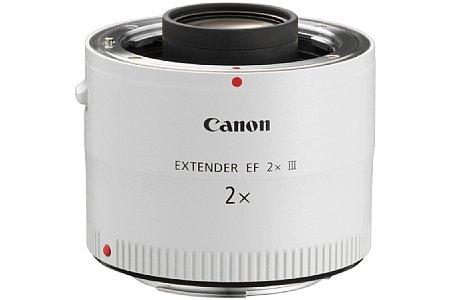 Canon Extender EF 2x III [Foto: Canon]