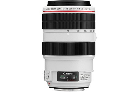 Canon EF 70-300 mm 1:4-5.6L IS USM [Foto: Canon]