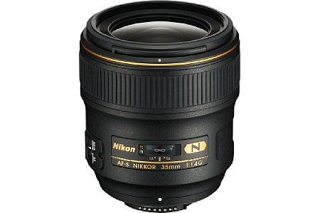 Nikon Nikkor AF-S 35 mm 1.4 G [Foto: Nikon]