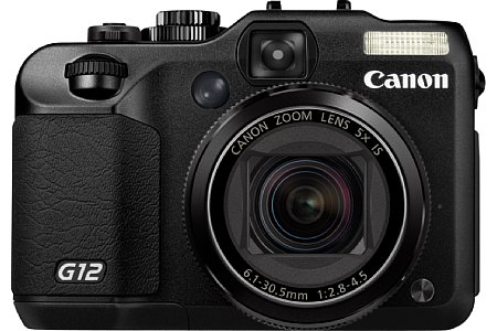 Canon PowerShot G12 [Foto: Canon]