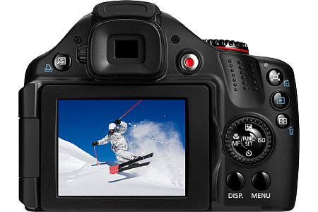 Canon PowerShot SX30 IS [Foto: Canon]
