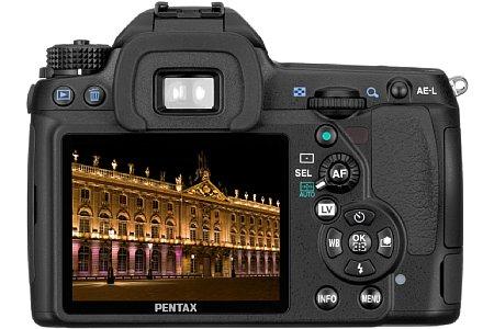 Pentax K-5 [Foto: Pentax]