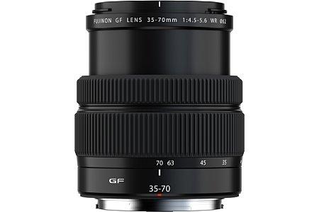 Fujifilm GF 35-70 mm F4.5-5.6 WR. [Foto: Fujifilm]