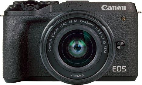 Bild Canon bietet die EOS M6 Mark II mit dem Objektiv EF-M 15-45 mm als Set an. [Foto: MediaNord]