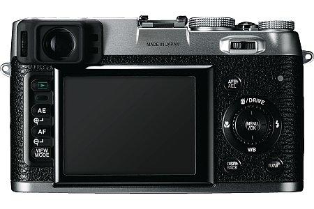 Fujifilm FinePix X100 [Foto: Fujifilm]