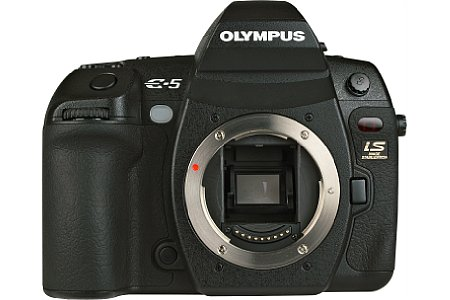 Olympus E-5 [Foto: MediaNord]