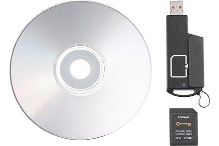 Canon OSK-E3 Data Security Kit [Foto: Canon]
