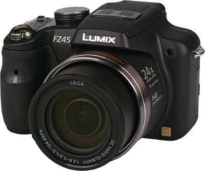 Panasonic Lumix DMC-FZ45 [Foto: MediaNord]