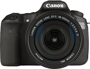 Canon EOS 60D mit EF-S 18-135 mm 1:3.5-5.6 IS [Foto: MediaNord]