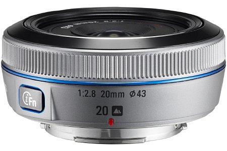 Samsung NX Lens 20 mm F2,8 i-Function [Foto: Samsung]