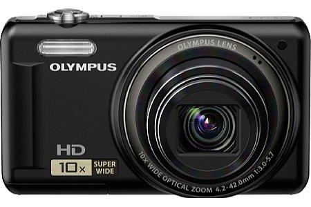 Olympus VR-310 schwarz [Foto: Olympus]
