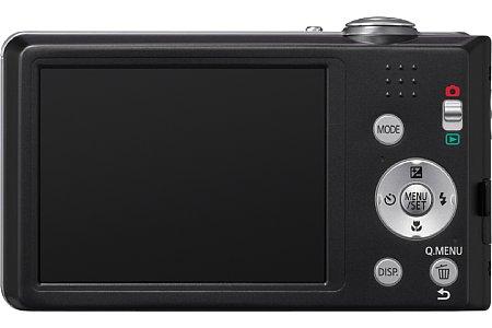 Panasonic Lumix DMC-FS16 schwarz [Foto: Panasonic]