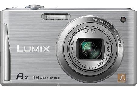 Panasonic Lumix DMC-FS35 silber [Foto: Panasonic]