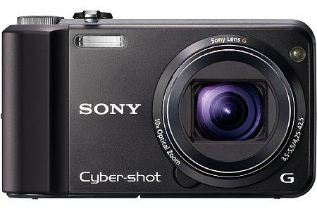 Sony Cyber-shot DSC-H70 schwarz [Foto: Sony]