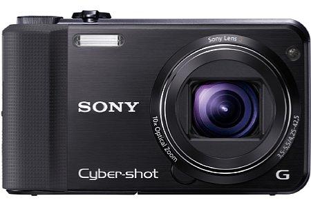 Sony Cyber-shot DSC-HX7V schwarz [Foto: Sony]